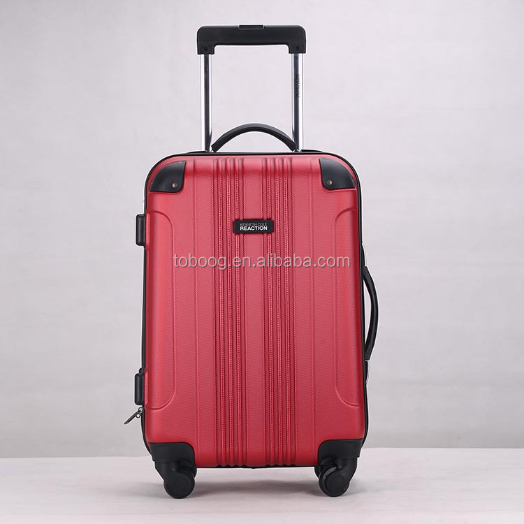 2017 New Arrival ABS+PC China Supplier Luggage With Cheap Price ,Aluminum Trolley Luggage, Factory Hotsale