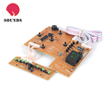fast fan pcb design and pcb assembly with low price
