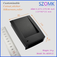 Protective IP54 ABS plastic RFID enclosures supplier from China