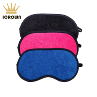 Toweling Eye Mask Sleep Mask
