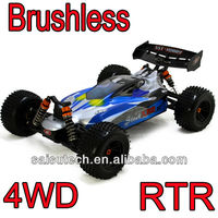 High Speed Rc Electric Buggy Raido