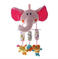 Baby toy plush bed hanging toy stroller hanging toy