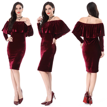 2017 Designer Slim Adult Lady Women Cocktail Sexy Girls Tube Party Dress