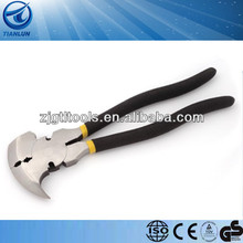 Multi function fence pliers Fence pliers hammer Different types of pliers