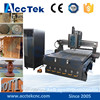 ATC CNC Machinery wood machines cutting with servo motor system