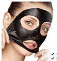 OEM/OBM Best Bamboo Charcoal blackhead remover peel off suction face mask for deep cleaning dead sea Mineral Mud Face Mask