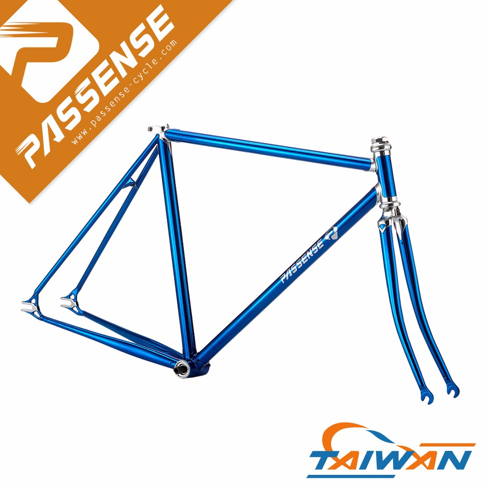 Trendy design best item chrome welding track bicycle frame