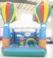 Inflatable Big Bouncer Fun City Toys