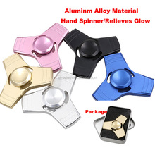 New Products Hand Spinner Stress Relief Toys For Kids;Hand Relieves Glow Spinner In The Dark Fidget Spinner Hand For Adult toys
