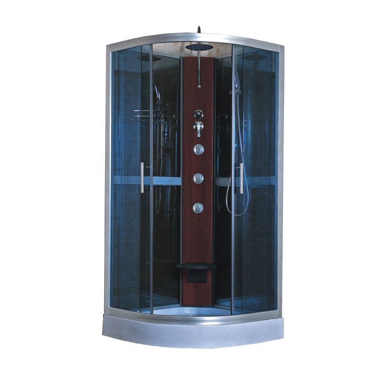 Italian Luxury Frame Surface Finishing Temporary Shower Room Cabine