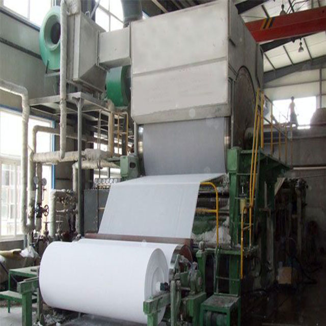 factory hot sale paper straw making machine a3 paper sand paper machine