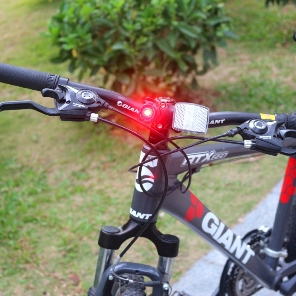 USA,UK,Spain market best hot sell ruby bike bicycle rear tail light