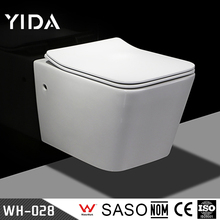 Yida Washdown One Piece Wall-Hung Japanese Toilet Toilets