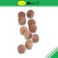 LMC101 Hot Sale Cedar Materail Deodorants Balls For Shoes