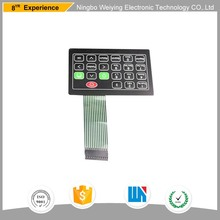 High quality individual professional security digital membrane keypad