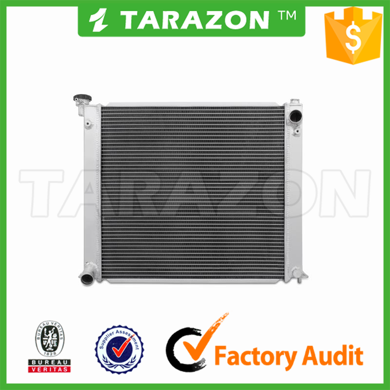 Full aluminum Water Cooling Auto radiator For 300ZX Turbo 1990-1996