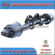 China OEM quality jet ski trailer axle for sale