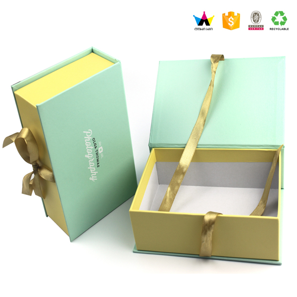 Wholesale Luxury Custom Paper Jewelry Gift Box Packaging