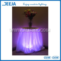 Wedding favors led floating light base with remote controlled for party/event/novelty night decoration