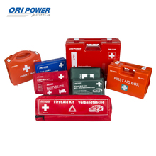 OP promotion CE FDA ISO approved PP box nylon car anto vehicle DIN13164 first aid kit