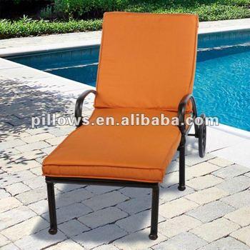 Durable Patio Furniture Outdoor Seat Long Beach Chair