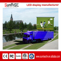 RGB Full Color SMD P10 Led Module 10mm Outdoor LED display screen paneles