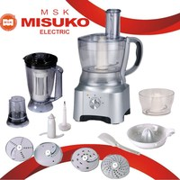 Multifunction dualetto electric kenwood food processor