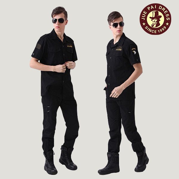 Formal Great Summer Security & Military uniform