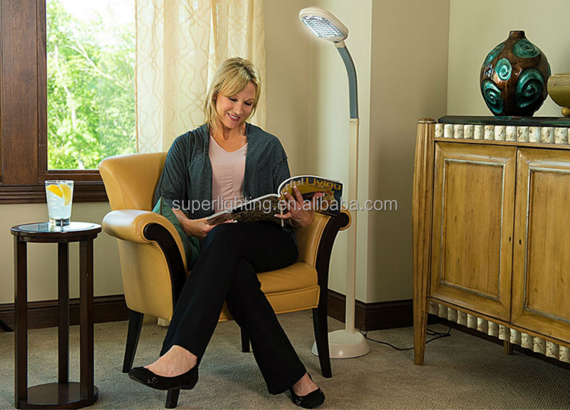 High vision reading led light,led floor lamp,led standing lamp