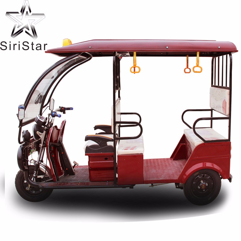 cheaper 3 three wheel adults electric tricycle scooter passenger seat / electric tricycle rickshaw / tricycle
