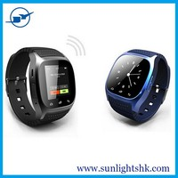 Wholesale High Quality Low Cost Waterproof touch screen gsm Girls Colorful Cell phone watch mobile