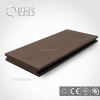 Cheap price Manufacturer wood-plastic composite outdoor Decking, 140S25A