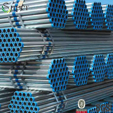 "steel structure building materials ! 3 4"" galvanized pipe price bs1387 pre gai tube steel for greenhouse"