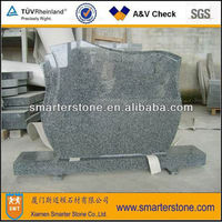 Grey granite cheap tombstones