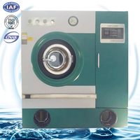 factory price industrial dry cleaning machine