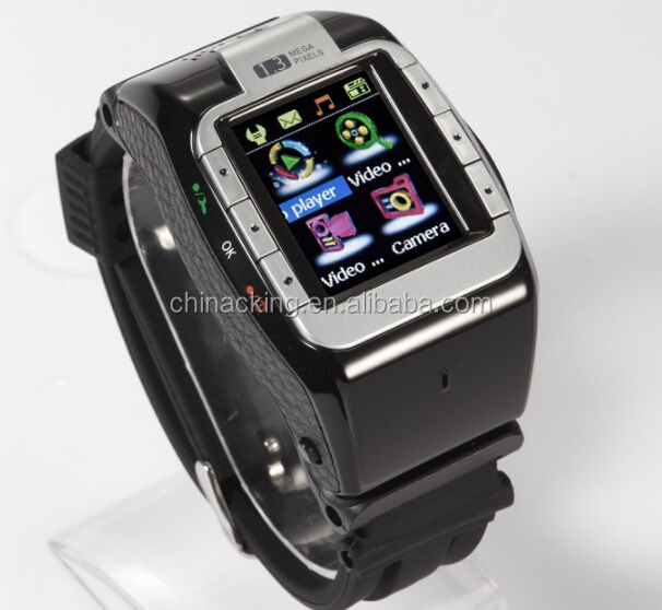 "Best N388 smart watch phone with good spy camera 1.4"" touch screen bluetooth"