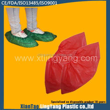 disposable safety footwear