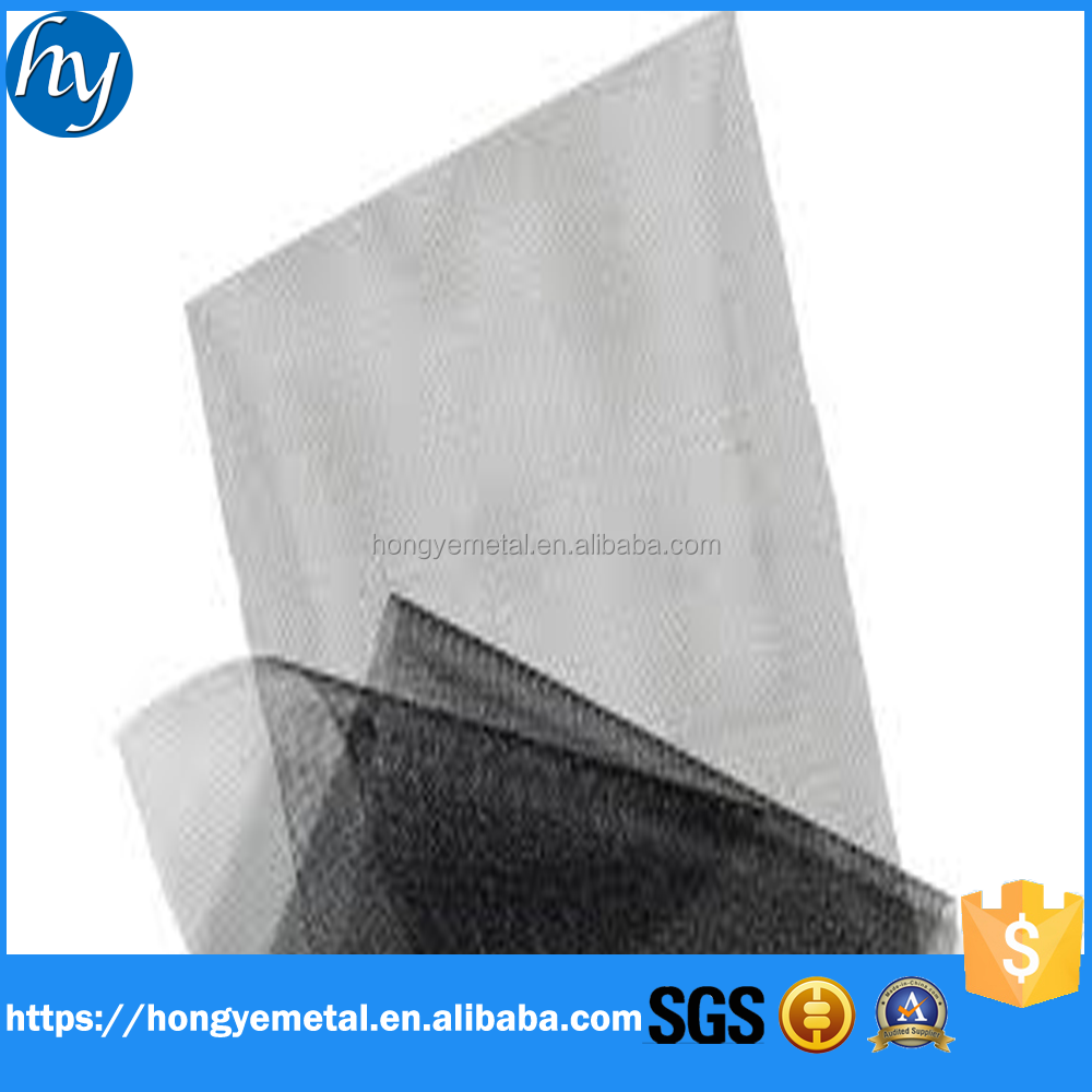 White Fiberglass Window Screen/Retractable Insect Screens/Bathroom Window Screens