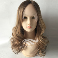 High Quality 100% Body Wave Jewish Kosher Human Hair Wigs