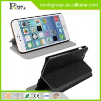 card holder attach to the back of smart phone case crown purses for iPhone 6 plus