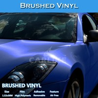Paypal Payment Easy To Install Matt Brush Exterior Accessories Car Film