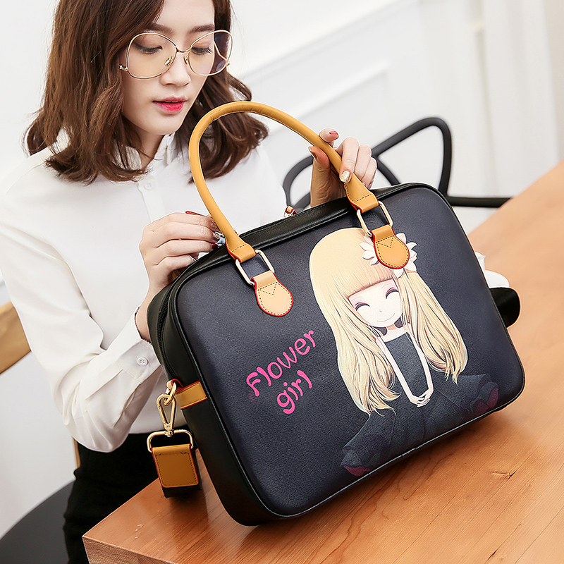 Lady women female laptop bags for teenage girls