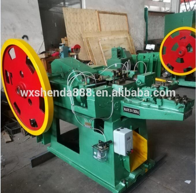 China High Speed  Automatic Nail Making Machine Price to Make Nail and Screw