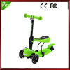 manufacture price passed OEM CE BSCI two wheel scooter sale 3 wheel kids scooter with high quality