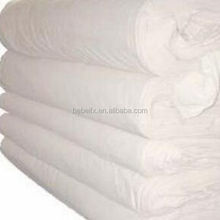 White raw poplin 65%/35% tc fabric for clothing