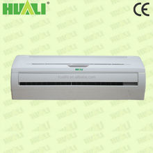 White ABS Casing split fan coil unit, AC motor for HVAC