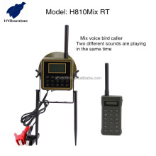 80watts Mix sounds bird caller device for hunting bird H810Mix RT