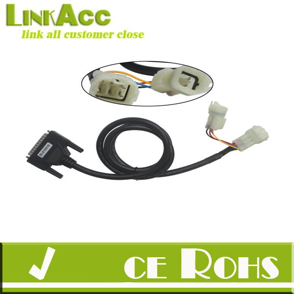 linkacc js-109 6pin Cable MY2010 For MOTO 7000TW Motorcycle Scanner