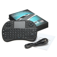High Quality 2.4g Mini Wireless Air Touchpad Keyboard I8 Mouse Bluetooth KeyBoard in Stock