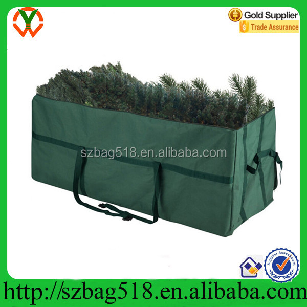 Perfect Heavy Duty Canvas Christmas Tree Storage Bag Large For 9 Foot Tree  Buy Christmas Tree